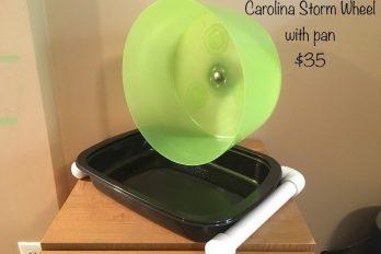 Carolina Storm Wheel with bucket