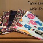 Flannel Sleep Sack