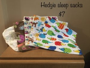 Hedgie Sleep Sacks