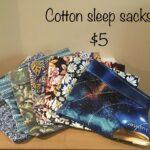 Cotton Sleep Sack